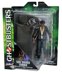 Picture of Ghostbusters Select Series 5 Taxi Driver Zombie Figure