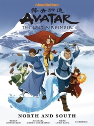 Picture of Avatar Last Airbender North and South HC