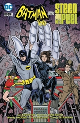 Picture of Batman '66 Meets Steed and Mrs Peel TP