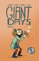 Picture of Giant Days Vol 06 SC