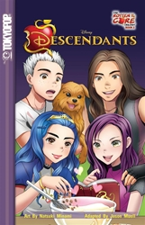 Picture of Disney's Descendants Rotten to the Core GN VOL 02