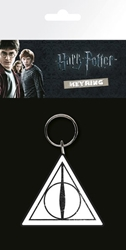 Picture of Harry Potter Deathly Hallows Key Ring