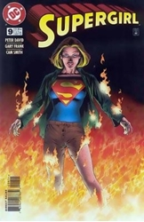 Picture of Supergirl (1996) #9