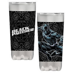 Picture of Black Panther 20 oz Stainless Steel Vacuum Tumbler