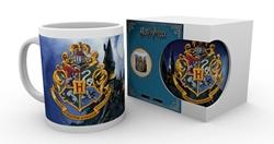 Picture of Harry Potter Hogwart's Crest Mug