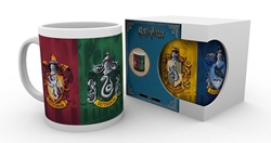 Picture of Harry Potter House Crests Mug