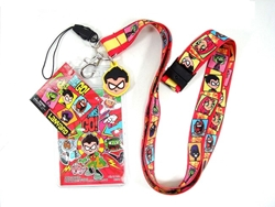 Picture of Teen Titans Go! Lanyard