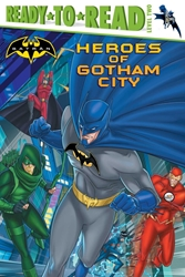 Picture of Batman Heroes of Gotham City SC Ready to Read Level 2