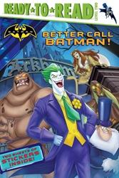 Picture of Batman Better Call Batman SC Ready to Read Level 2