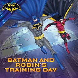 Picture of Batman and Robin's Training Day SC