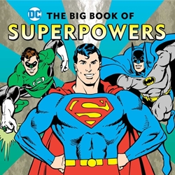 Picture of DC Big Book of Superpowers HC