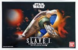Picture of Star Wars Jango Fett Slave I 1/144 Model Kit