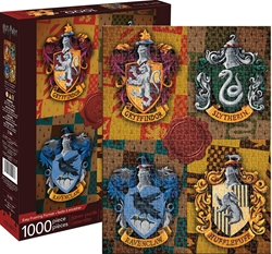 Picture of Harry Potter Crests 1000-Piece Puzzle