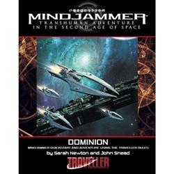 Picture of Mindjammer Dominion Quickstart