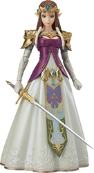 Picture of Legend of Zelda Princess Zelda Twilight Princess Figma Action Figure