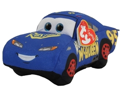 Picture of Cars 3 Fabulous McQueen Ty Beanie Baby Plush