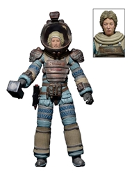 "Picture of Alien Lambert (Compression Suit) 7"" Action Figure"