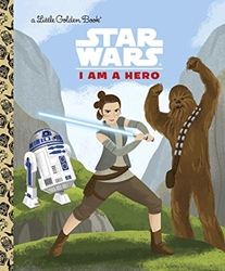 Picture of Star Wars I Am a Hero Little Golden Book HC