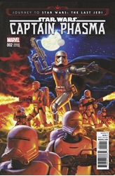 Picture of Star Wars Captain Phasma #2 (of 4) Hilderbrandt Variant Cover