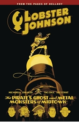 Picture of Lobster Johnson Vol 05 SC Pirate's Ghost