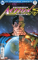 Picture of Action Comics #989 Edwards/Leisten Cover
