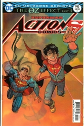 Picture of Action Comics #990 Lenticular Cover