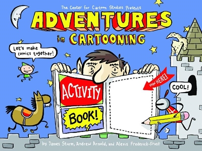 adventuresincartooningactiv