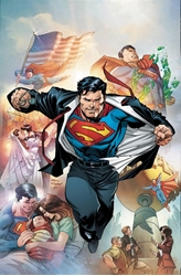 Picture of Action Comics (2016) Vol 04 SC New World