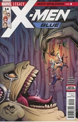 Picture of X-Men Blue #14