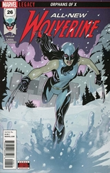 Picture of All-New Wolverine #26