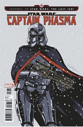 Picture of Star Wars Captain Phasma #3 (of 4) David Lopez Variant Cover