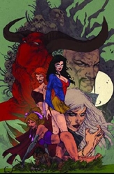 Picture of Grimm Fairy Tales Vol 08 SC