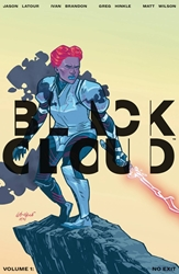Picture of Black Cload Vol 01 SC No Exit