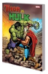 Picture of Thor vs Hulk SC