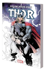 Picture of Color Your Own Thor TP