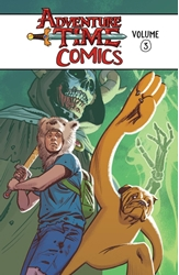 Picture of Adventure Time Comics Vol 03 SC