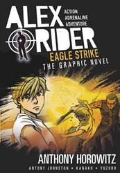Picture of Alex Rider Eagle Strike GN