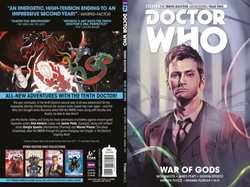 Picture of Doctor Who 10th Doctor Vol 07 SC War of Gods