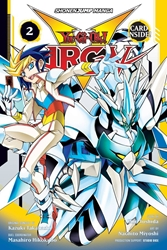 Picture of Yu-Gi-Oh! Arc V Vol 02 SC