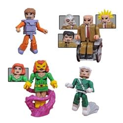 Picture of X-Men vs the Brotherhood of Mutants Minimates Box Sets