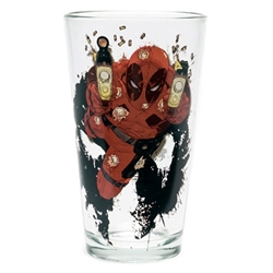 Picture of Deadpool Shooting Toon Tumbler