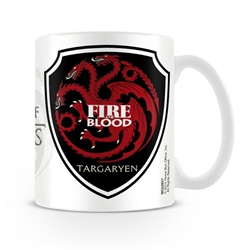 Picture of Game of Thrones Targaryen Fire and Blood Mug