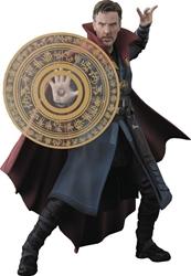 Picture of Doctor Strange Burning Flame SH Figuarts Figure