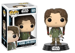 Picture of Pop Star Wars Rogue One Jyn Erso Young Vinyl Figure