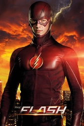 "Picture of Flash Television Solo 24""x36"" Poster"