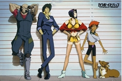 "Picture of Cowboy Bebop Lineup 24""x36"" Poster"