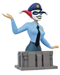 Picture of Harley Quinn Batman Animated Series 25th Anniversary Bust