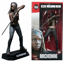 Picture of Walking Dead Michonne Color Tops McFarlane Toys Figure