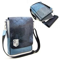 Picture of Destiny Guardian Crest Vertical Messenger Bag