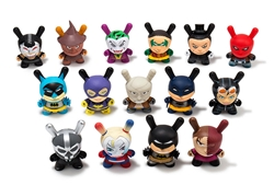 Picture of Batman Dunny Mystery Mini Vinyl Figure